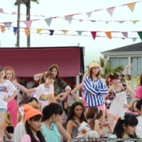 Check out SNSD's photos from their 'Love & Girls' MV Filming