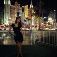 Check out Girls' Generation YoonA's gorgeous photo from Las Vegas