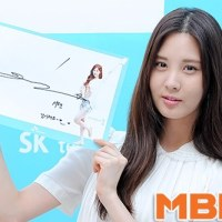 Girls' Generation's SeoHyun at SK Telecom's Signing Event