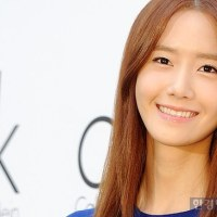 Girls' Generation's lovely YoonA at Calvin Klein's Event