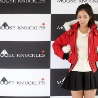 Girls' Generation's gorgeous Yuri at Moose Knuckles' Event