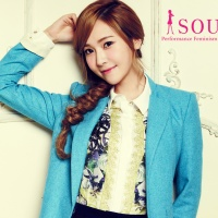 More of Girls' Generation's gorgeous Jessica for 'SOUP'
