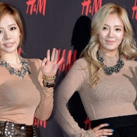 Witness the beauty of Girls' Generation's HyoYeon and Sunny at H&M's event