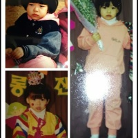 SNSD's SooYoung and her adorable childhood pictures
