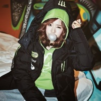 Check out SNSD Sunny's photos from Nylon Magazine