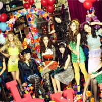 Check out SNSD's Concept Pictures for their 3rd Japanese Album 'Love & Peace'