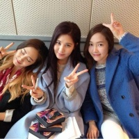 Check out SNSD's Yuri, SeoHyun and Jessica's clip and pictures from Kim ChangRyul Old School Radio