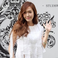 SNSD's gorgeous Jessica at the launch event of 'STUDSWAR'