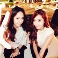 The gorgeous Jung Sisters, Jessica and Krystal for 'W Korea'
