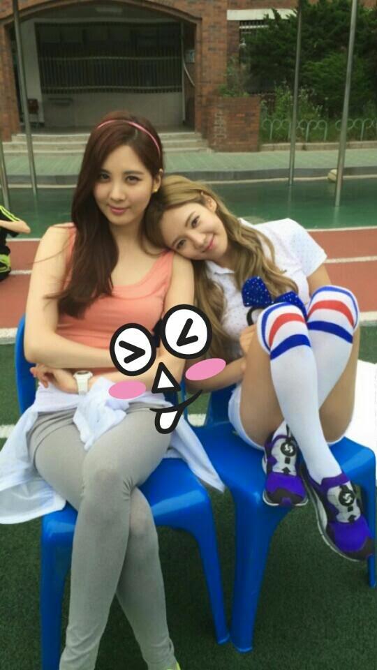 seohyun hyoyeon picture