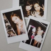 Check out SNSD's adorable Polaroid pictures